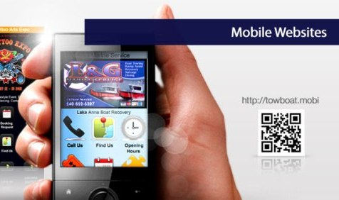Mobile Websites Baltimore County Maryland